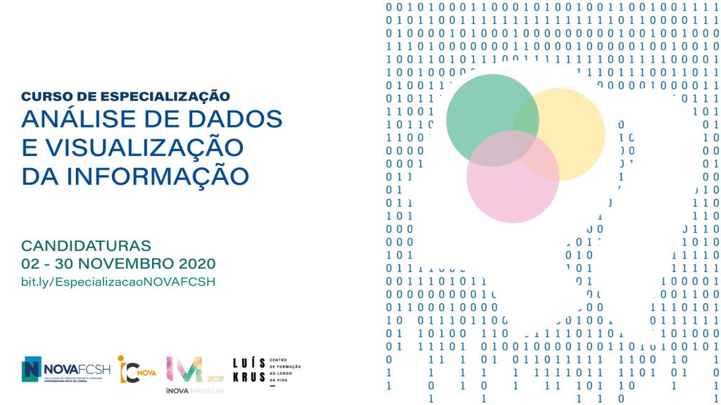 Curso de Especialização em Análise de Dados e Visualização da Informação